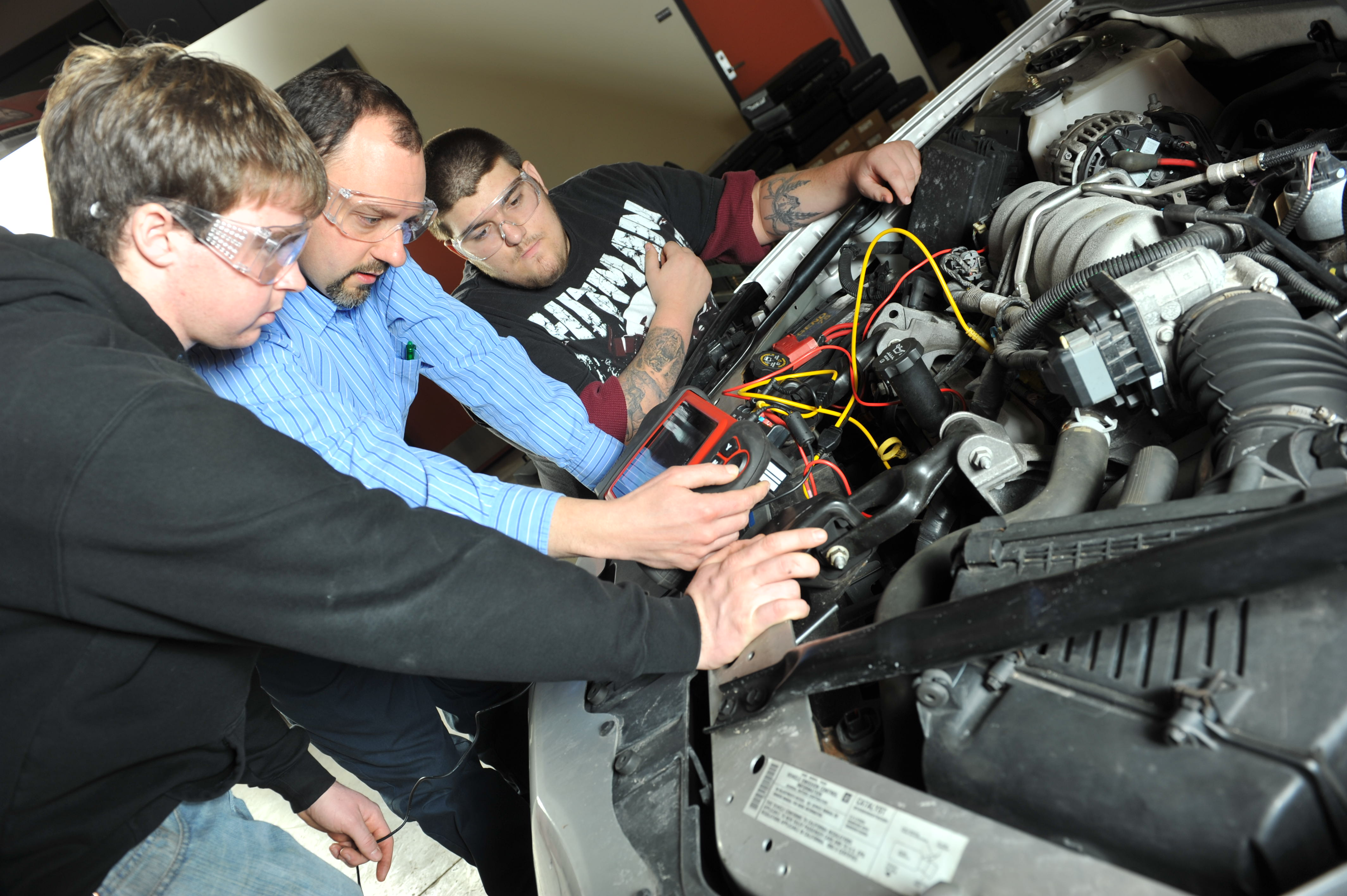 SUNY Canton Automotive Technology Program Reopens in Ultra-Modern Lab