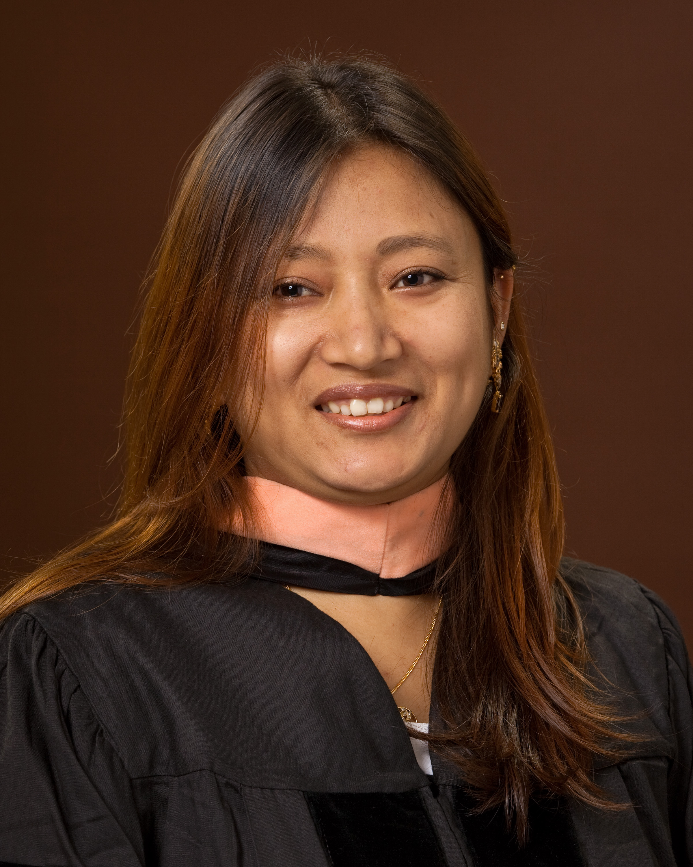 Aruna Shrestha Graduates from Mercer University's School of