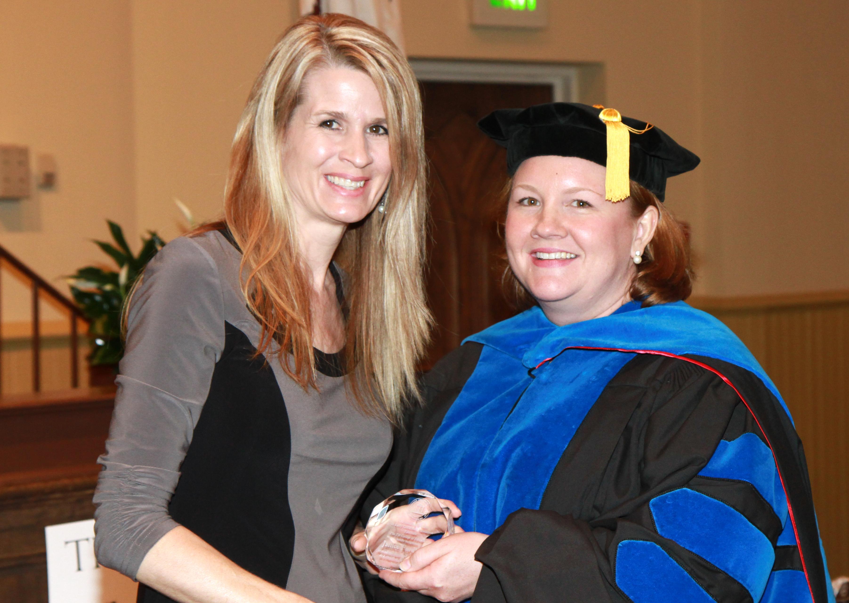 Mercer University Honors Dublin Resident Janice Miller Fordham