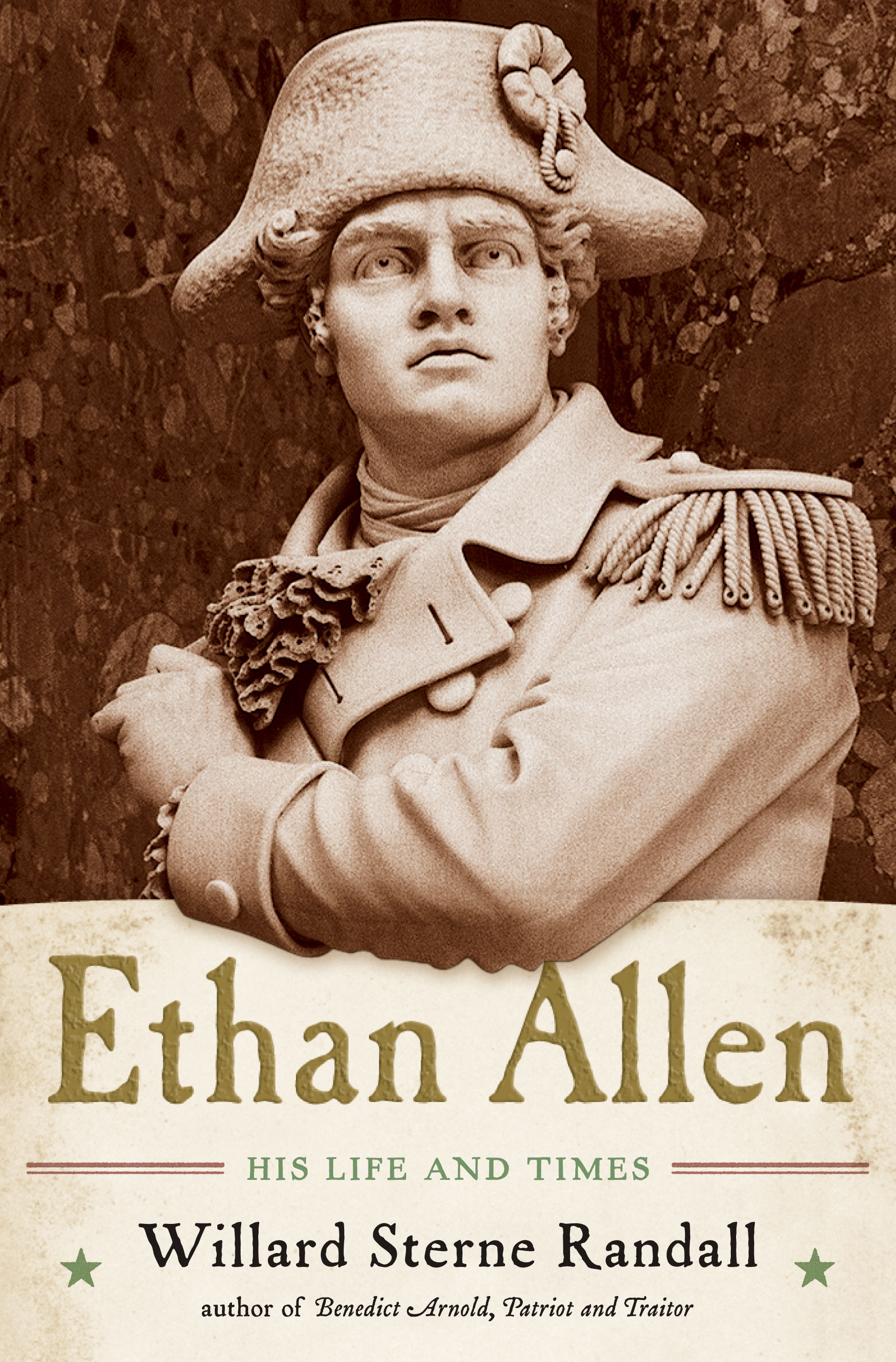 Ethan Allen And Benedict Arnold