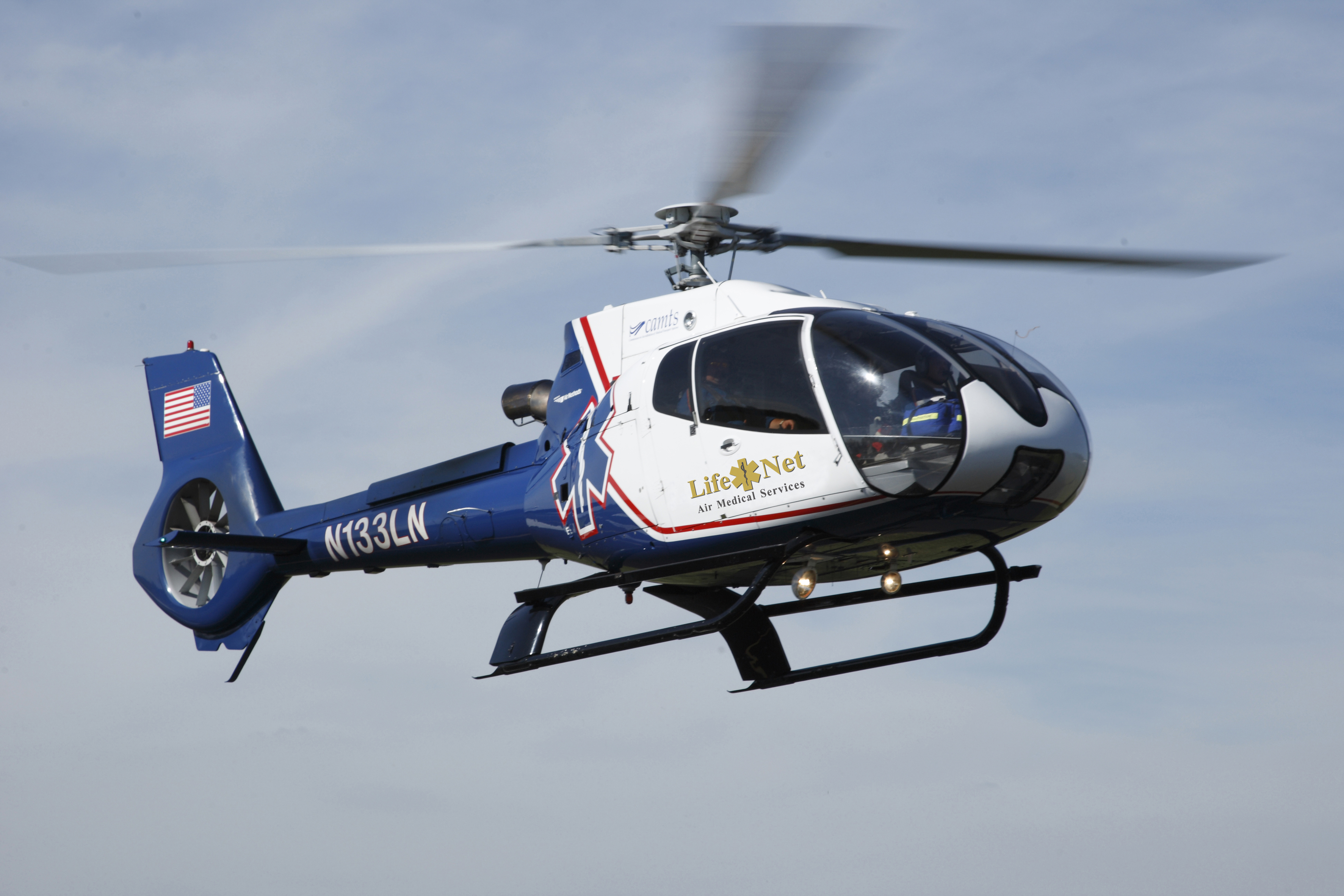 New Medical Helicopter to Service Parts of Washington & Oregon ...