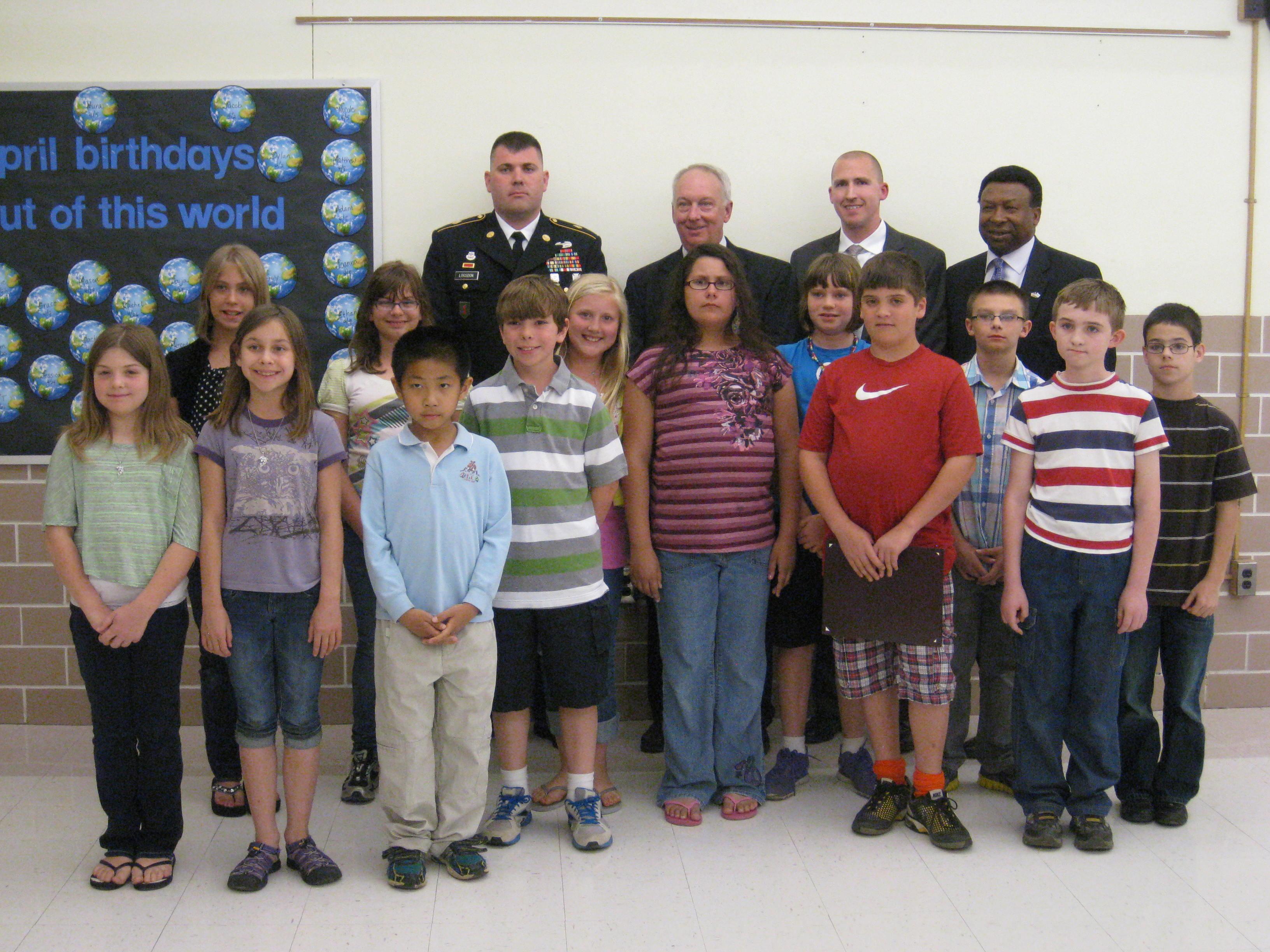 Accomplished Edwardsville Teacher Joins Army National Guard
