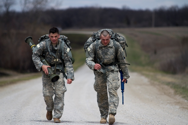 Illinois National Guard holds Special Forces Readiness Assessment