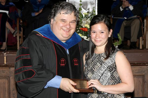 Mercer University Honors Bolingbrook Resident Lam