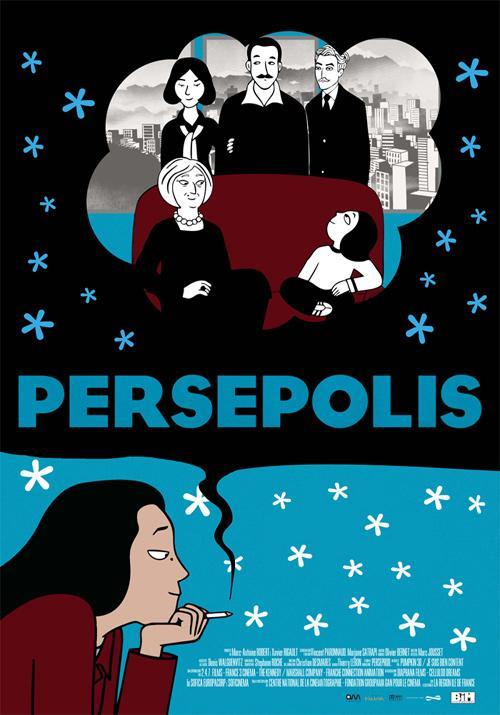 Persepolis Part Of Lvc S Colloquium Film Series