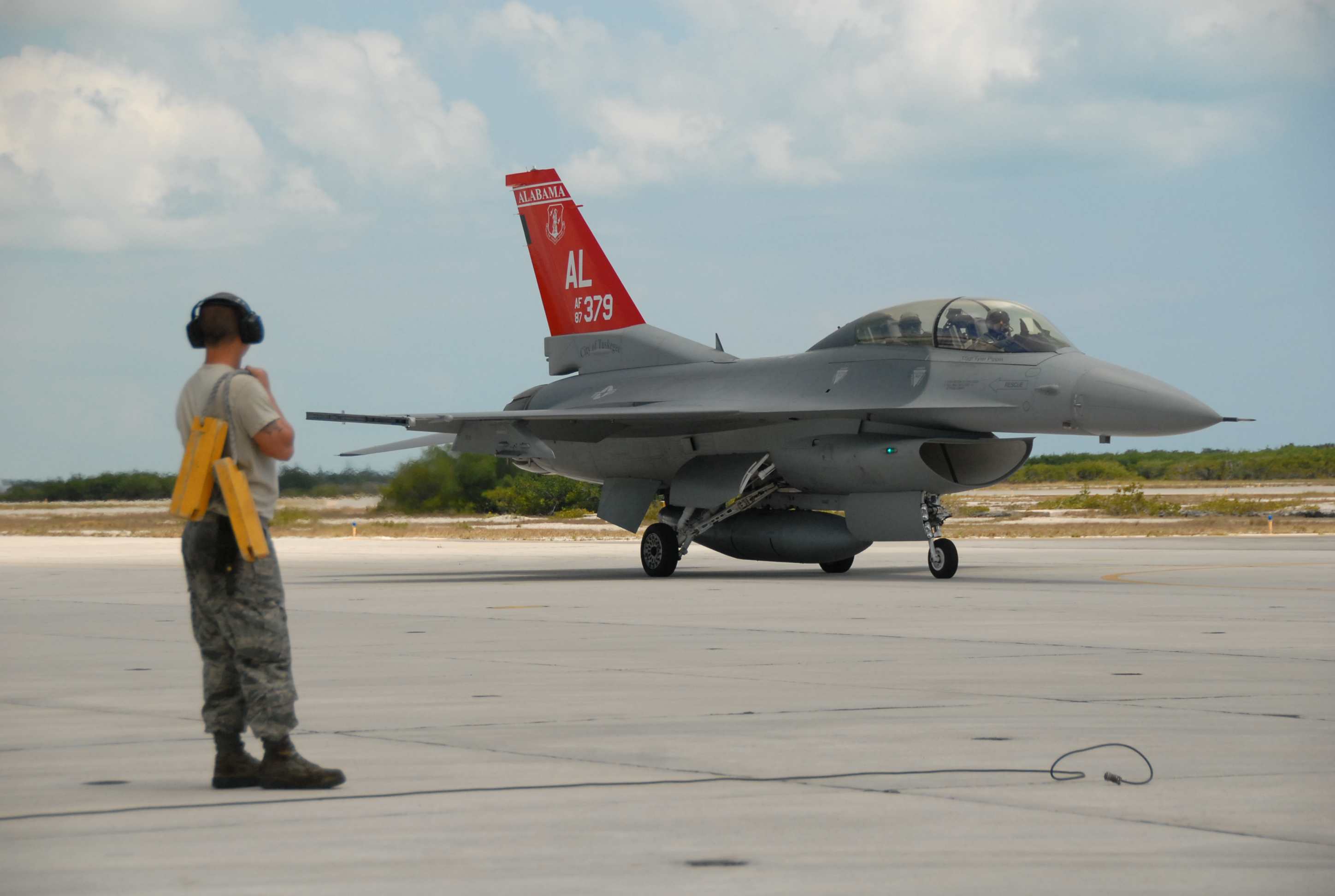 Alabama National Guard's historic 187th Fighter Wing