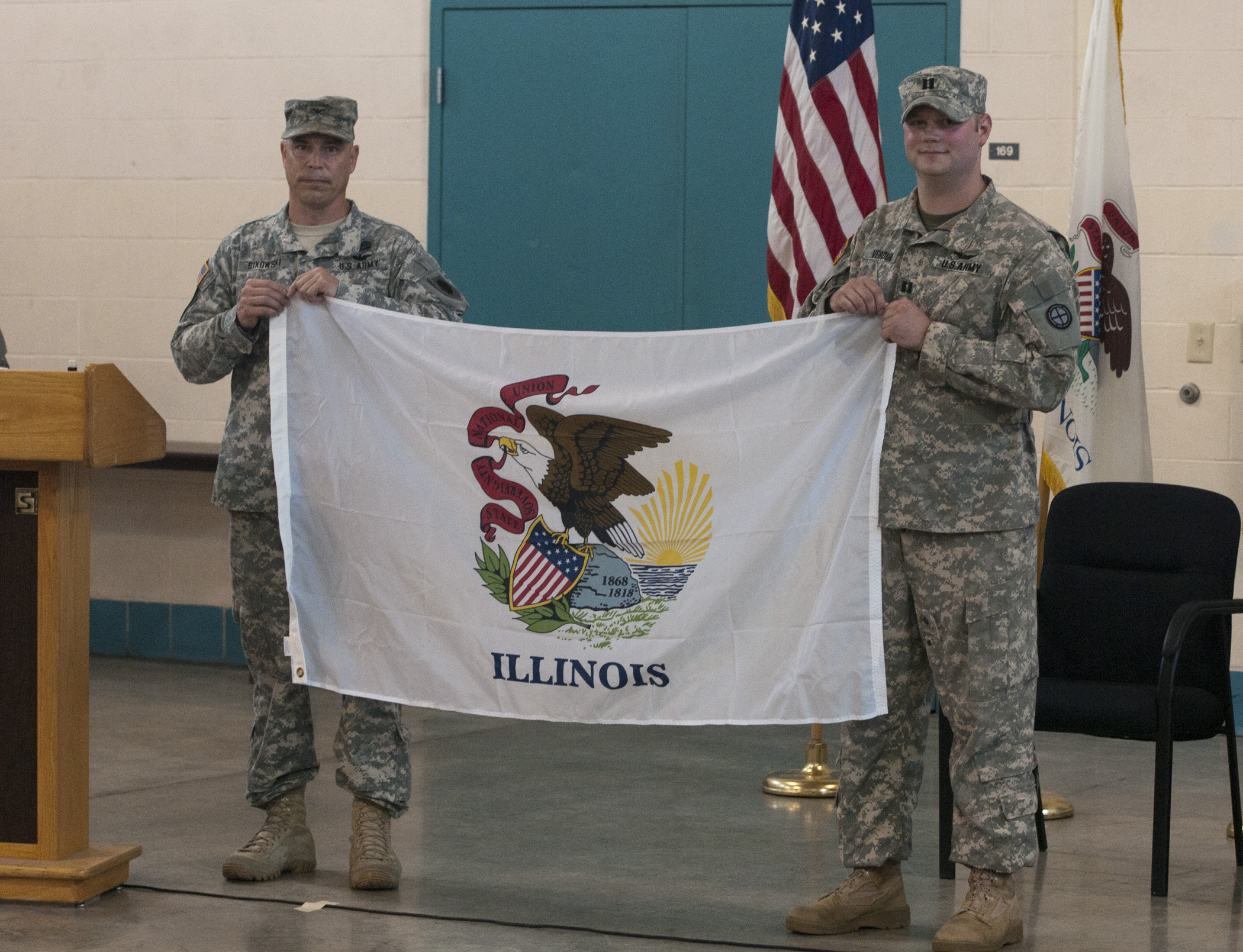 ILLINOIS NATIONAL GUARD AVIATION UNIT TO ASSIST AT SOUTHERN