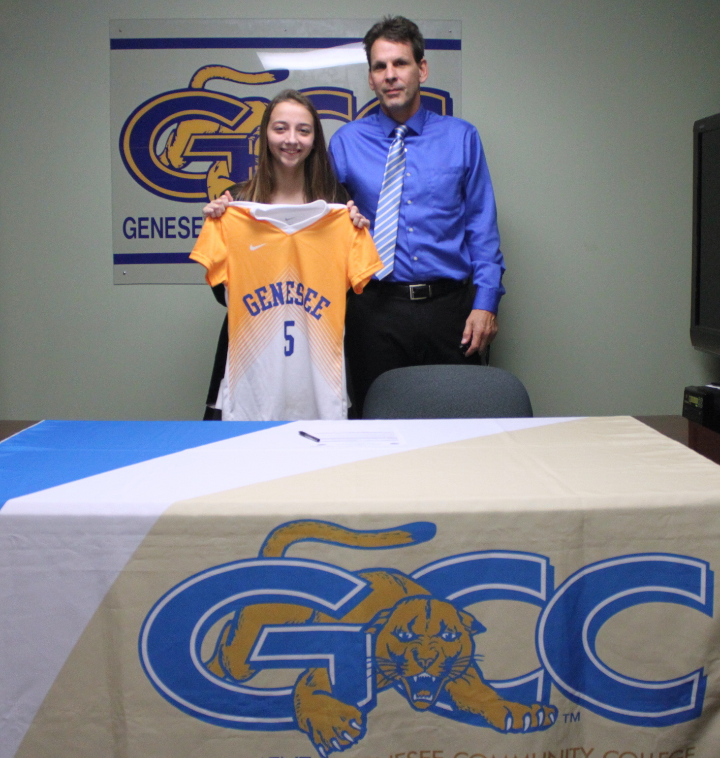 Genesee Women's Soccer Adds Biggins to 2016 Recruiting Class