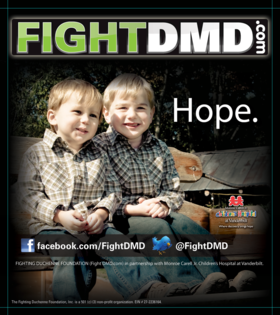 Fightdmd magazine ad