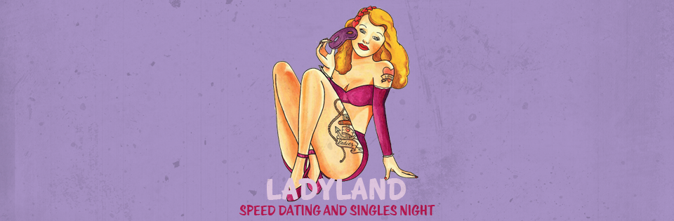 Ladyland banner