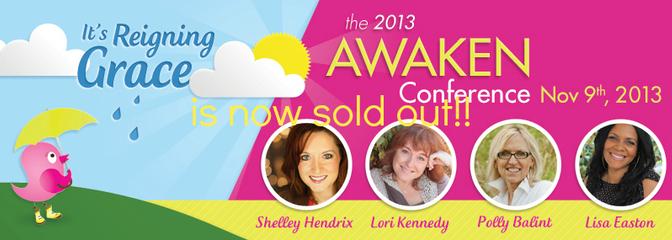 Awaken conference soldout