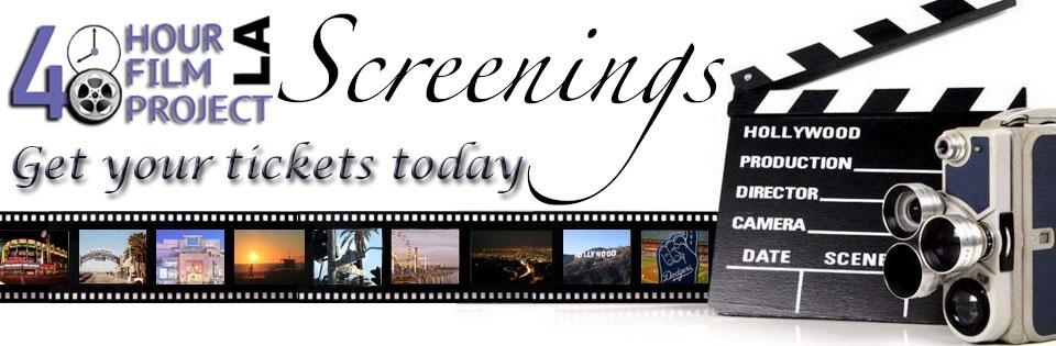 Screening banner