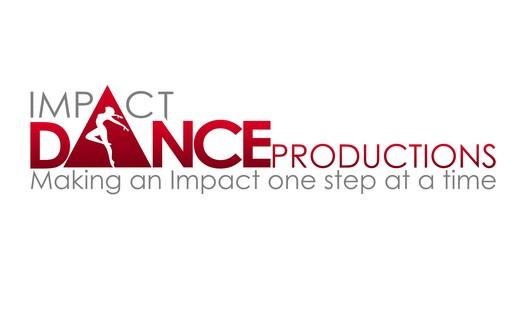 Impact dance productions logo
