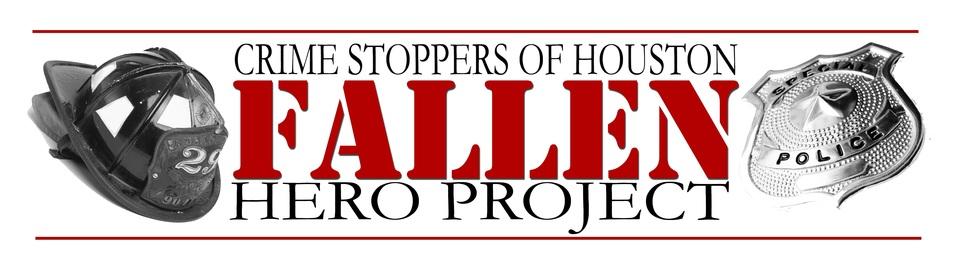 Fallen hero project logo (white)