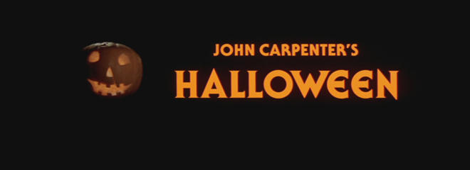 Halloween movie title