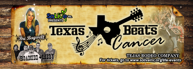 So Live Presents Texas Beats Cancer At Tejas Rodeo Buy