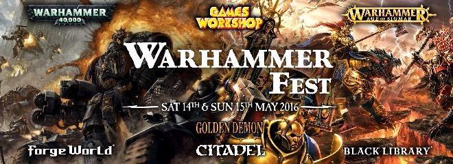 Warhammer fest 2016 sticky