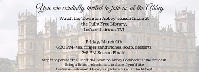 Downton abbey finale party buy tickets ticketbud for Downton abbey tour tickets