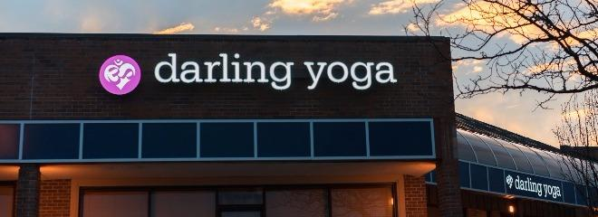 Darling yoga