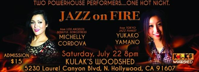 Jazzonfire ds la
