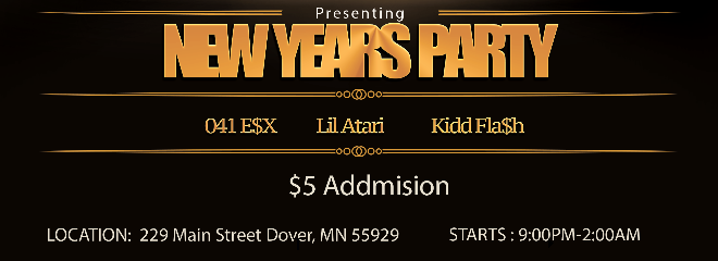 nye flyer template by saltshaker911 recovered