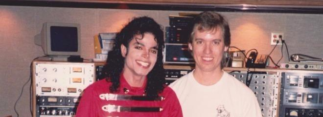 Brad and michael   record banner