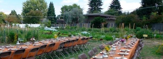 Denver Green School Farm To Table Dinner Buy Tickets Ticketbud - Farm to table denver