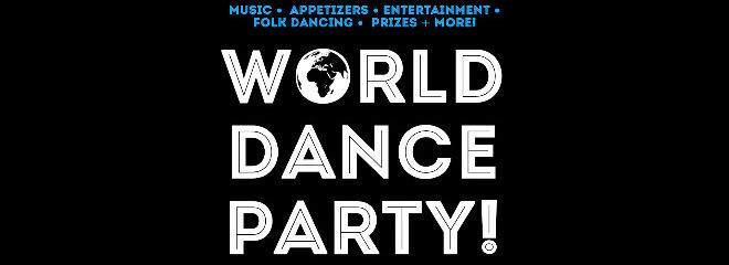 World dance party facebook event new