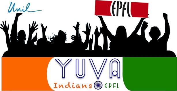 Yuva logo print