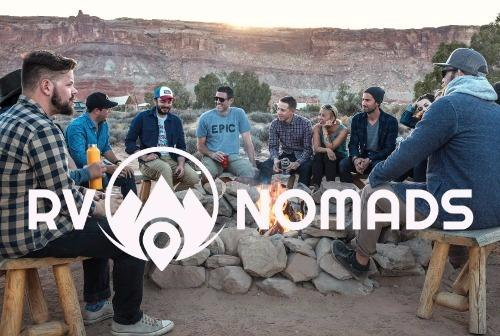 Nomadbanner