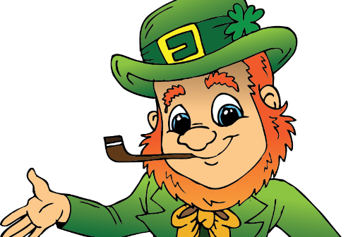 St patricks day clip art 134110