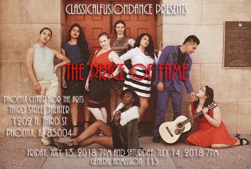 Price of fame poster3