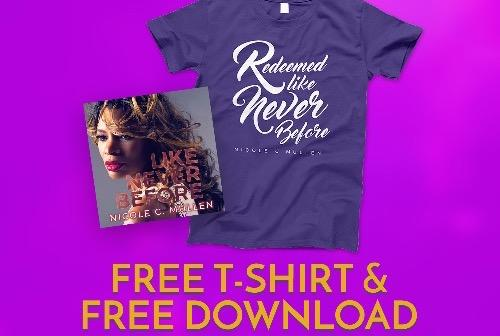 My redeemer conference flier tee cd