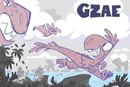 Gzae flyer concept 01
