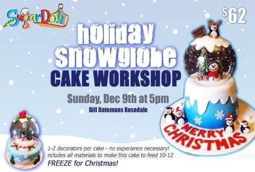 Christmas cake rosedale 12.9