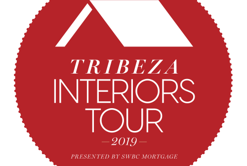 Interiors tour logo