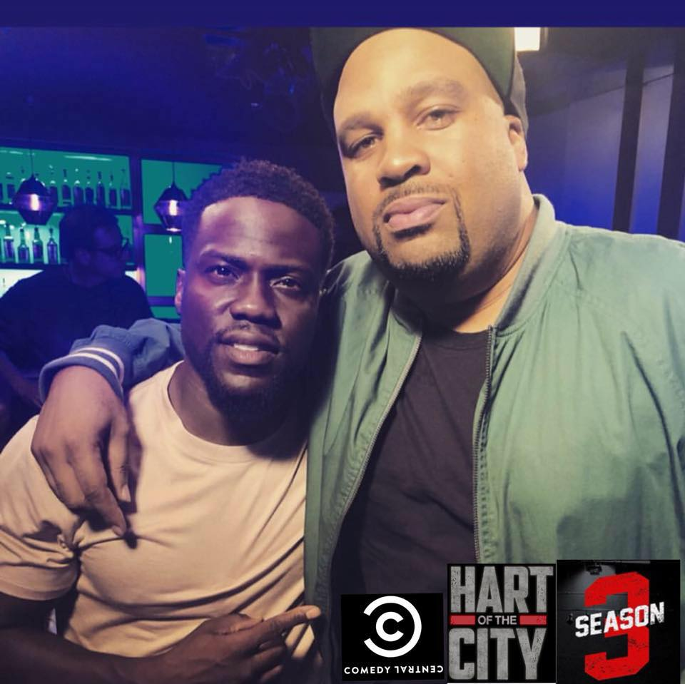 G king and kevin hart