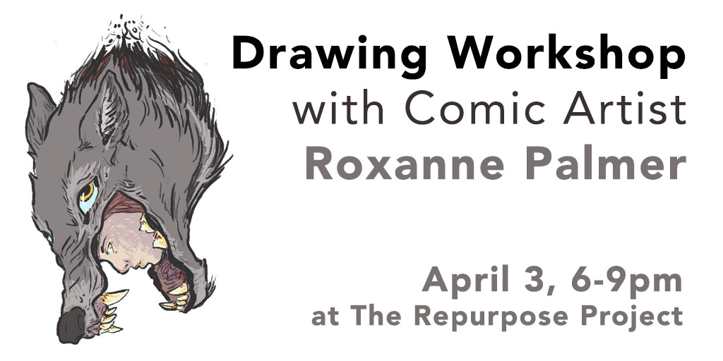 Comic roxy workshop