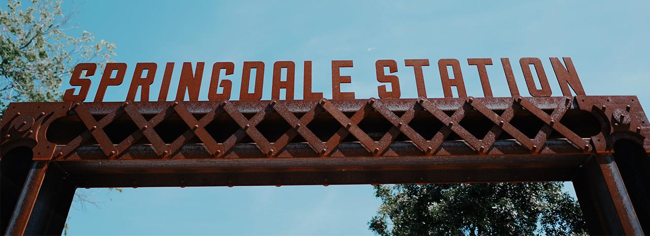 Springdale station photo