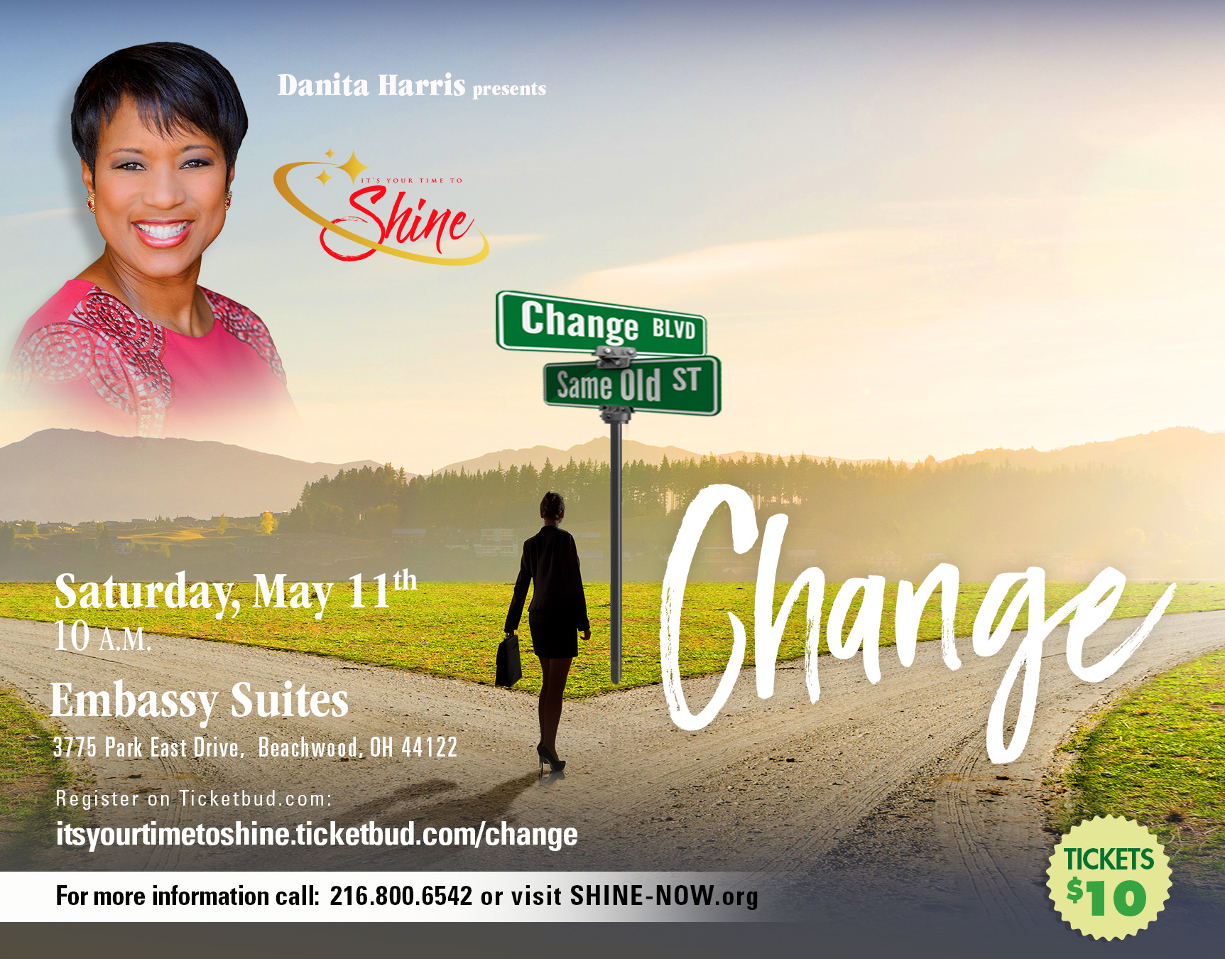 Shine may 2019 flyer