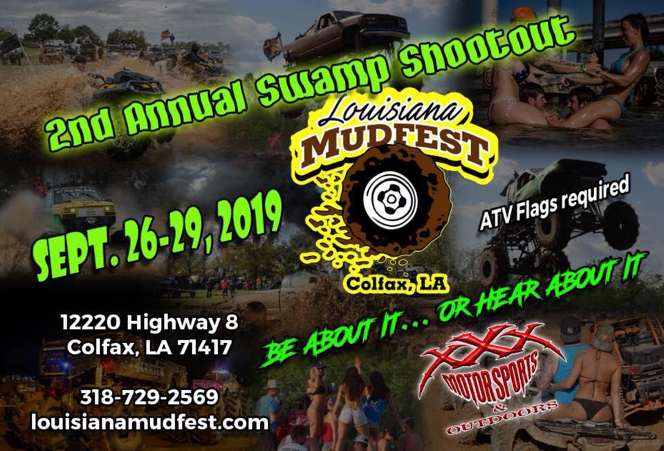 Swamp shootout flyer 2019