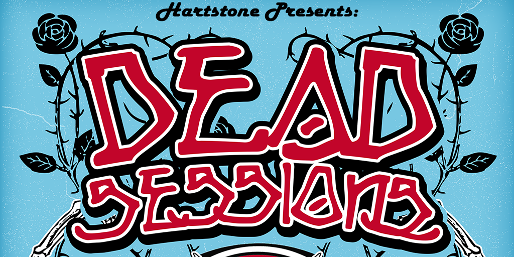 Dead sessions poster putnamplace 2019 ticketbud