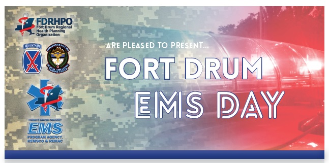 Fort drum ems day