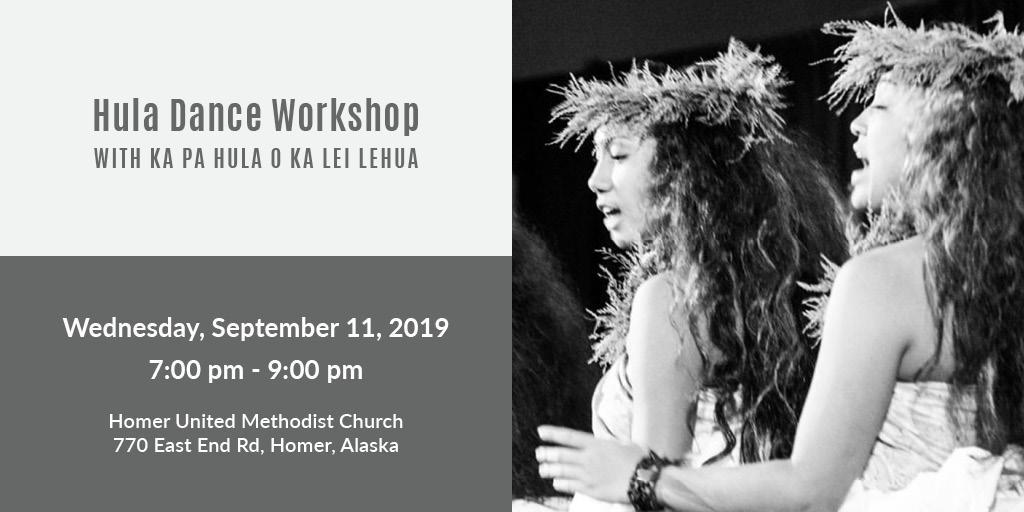 17 hula dance workshop