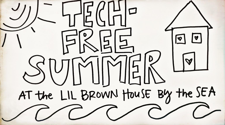 Tech free
