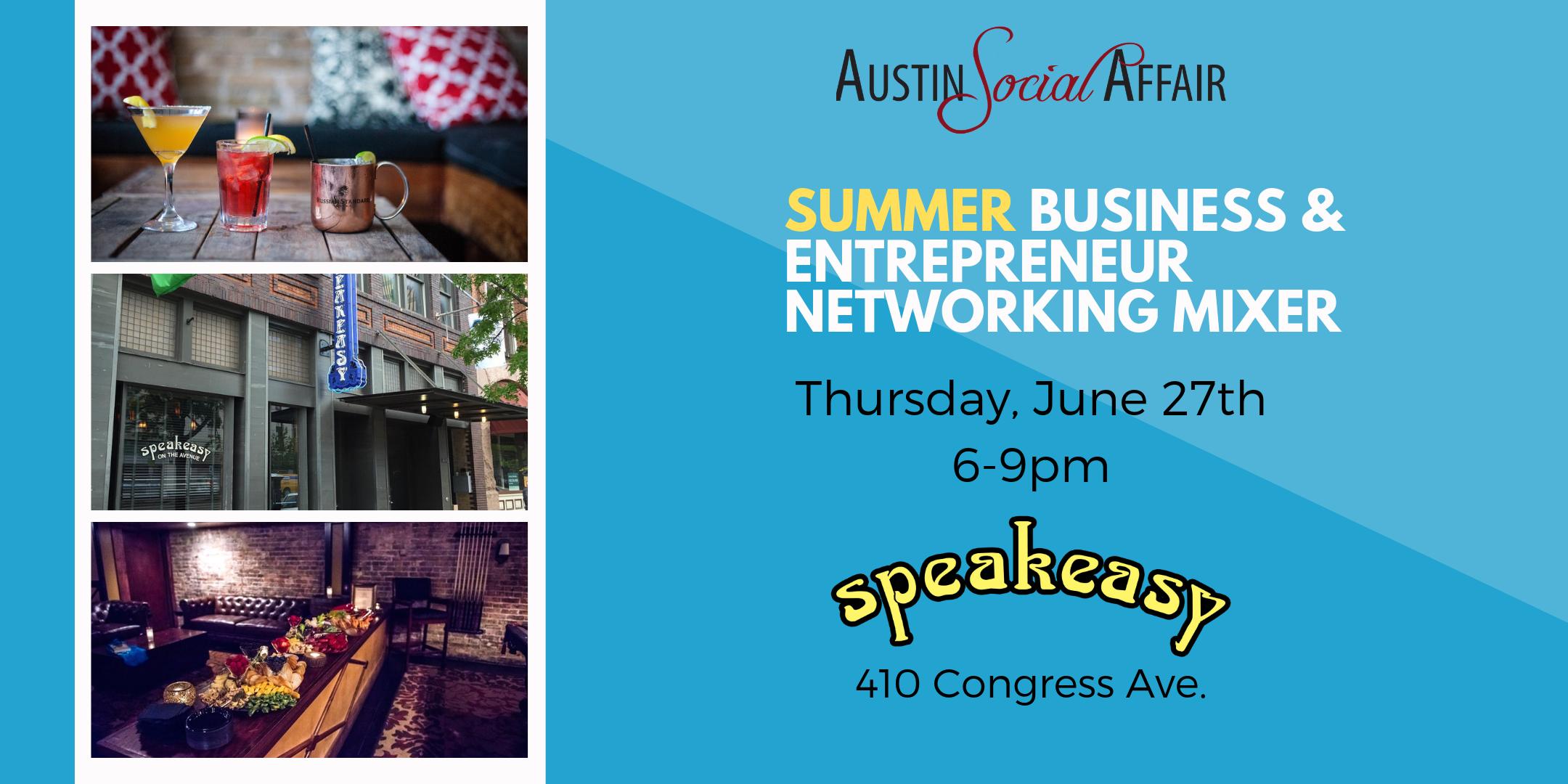 summer business   entrepreneur networking mixer 1