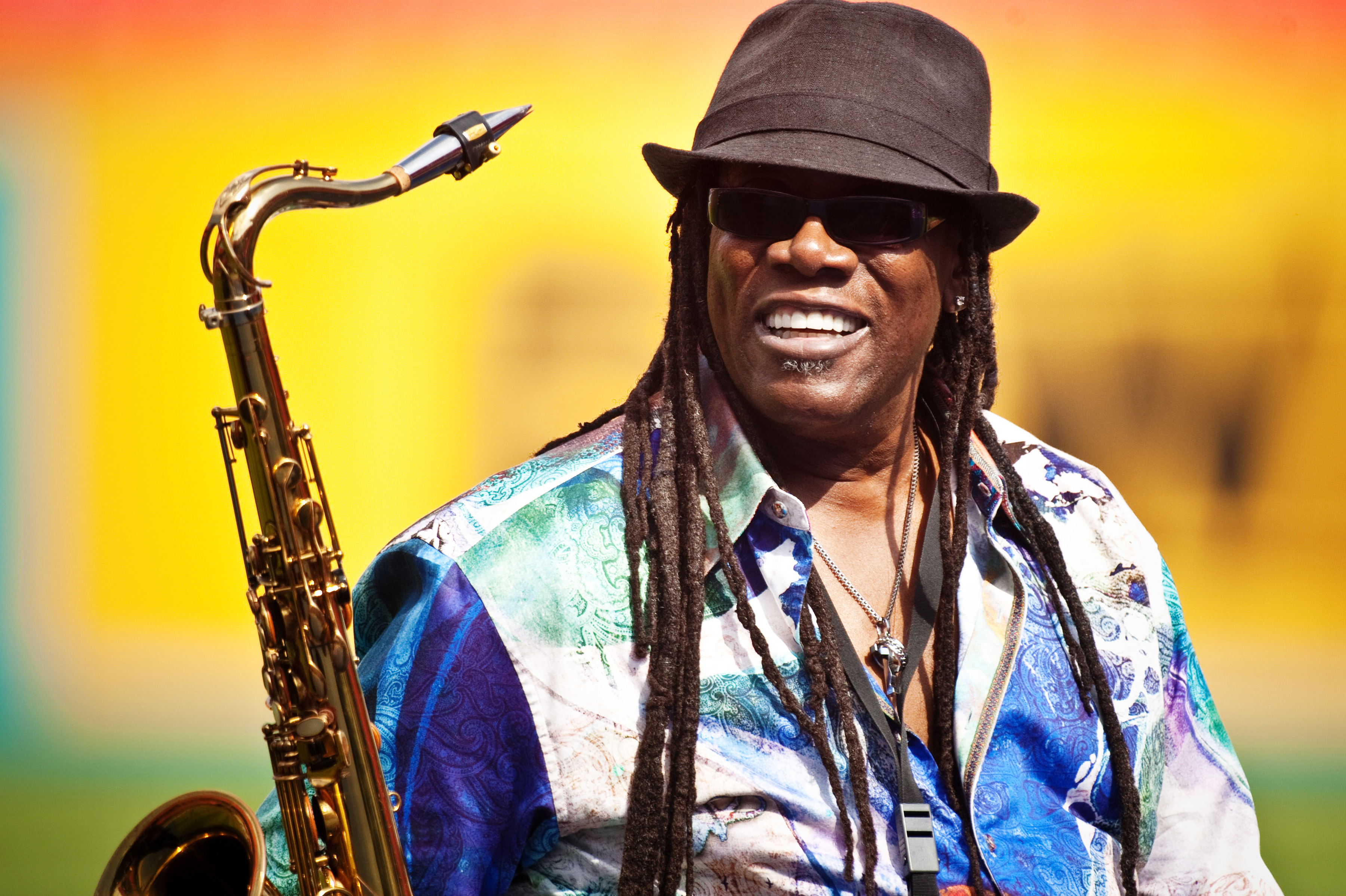 Clarence clemons 3