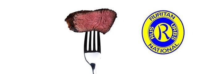 Steak feast event