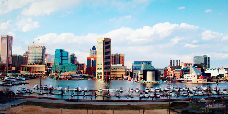 Baltimore pano 1024*512