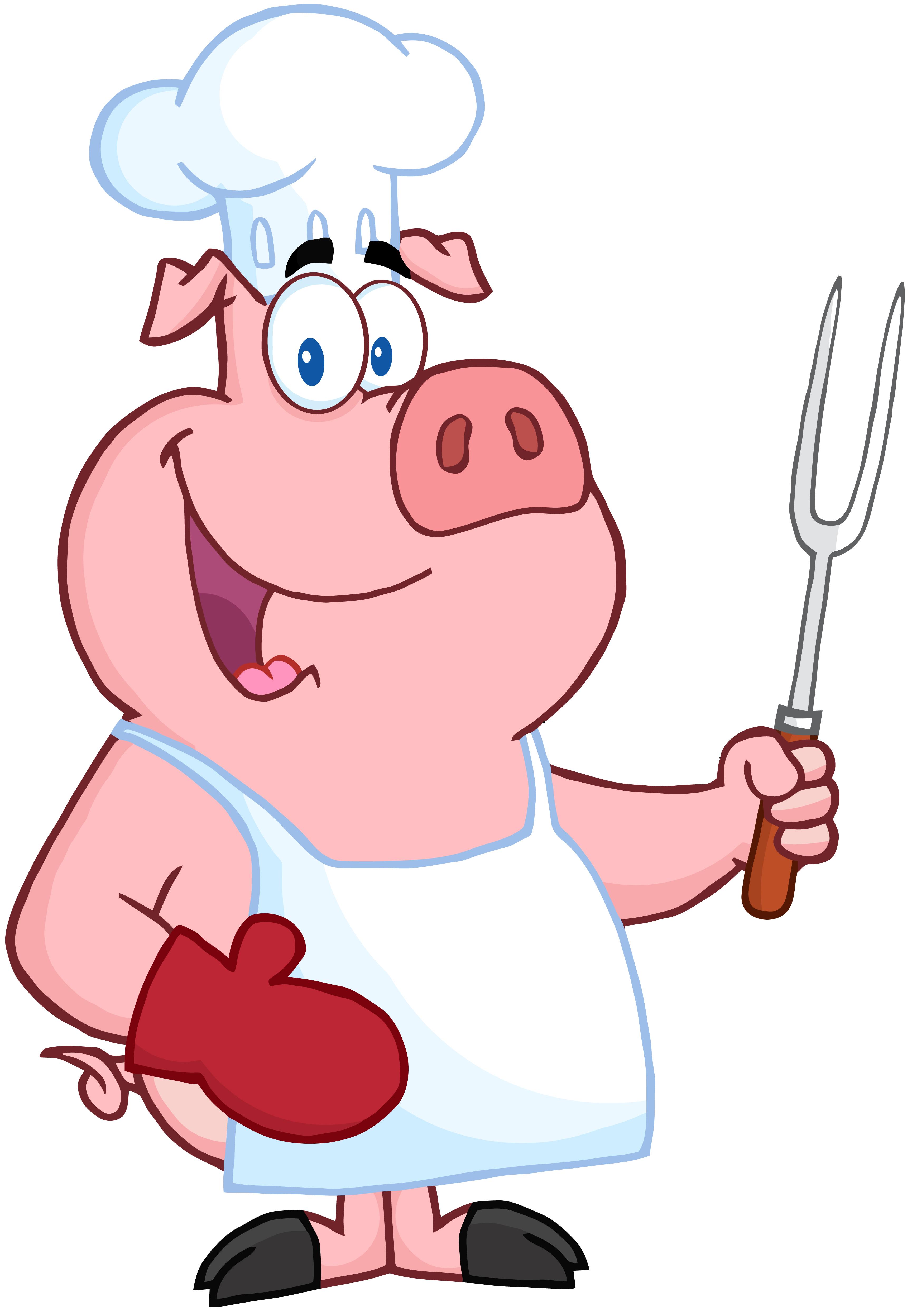Hi res pig